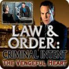 Law & Order Criminal Intent: The Vengeful Heart jeu