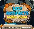 Lost Artifacts: Golden Island Collector's Edition jeu