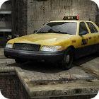 Mad Taxi Driver jeu