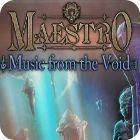 Maestro: La Symphonie du Néant Edition Collector jeu