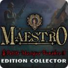 Maestro: Petite Musique Funèbre - Edition Collector jeu