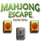 Mahjong Escape: Ancient China jeu