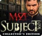 Maze: Sujet 360 Édition Collector jeu