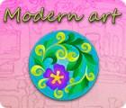 Modern Art jeu