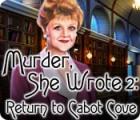 Arabesque 2: Retour à Cabot Cove jeu