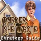 Murder, She Wrote Strategy Guide jeu