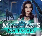 Mystery of the Ancients: No Escape Collector's Edition jeu