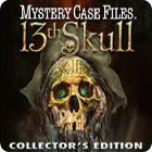 Mystery Case Files ®: 13th Skull  Edition Collector jeu
