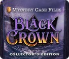 Mystery Case Files: Black Crown Collector's Edition jeu