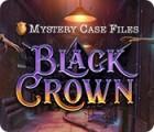 Mystery Case Files: Black Crown jeu