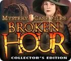 Mystery Case Files: Heure Funeste Édition Collector jeu