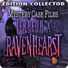 Mystery Case Files: Terreur à Ravenhearst Edition Collector jeu