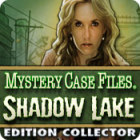 Mystery Case Files: Shadow Lake Edition Collector jeu