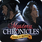 Mystery Chronicles: Amours et Trahisons jeu