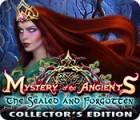 Mystery of the Ancients: Enfermés dans l'Oubli Édition Collector jeu