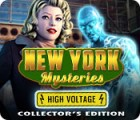 New York Mysteries: Haute Tension Edition Collector jeu