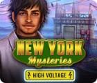 New York Mysteries: Haute Tension jeu