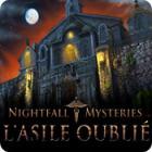 Nightfall Mysteries: L'Asile Oublié jeu
