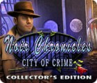 Noir Chronicles: City of Crime Édition Collector jeu