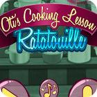 Oti's Cooking Lesson. Ratatouille jeu
