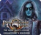 Paranormal Files: La Légende de Hook Man Édition Collector jeu