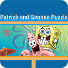 Patrick And Sponge Bob Jigsaw jeu