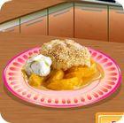 Sara's Cooking Class: Peach Cobbler jeu