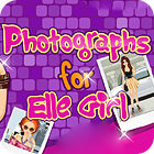 Photographs For Elle Girl jeu