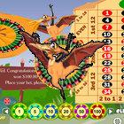 Prehistoric Roulette jeu