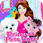 Princess Pets Care jeu
