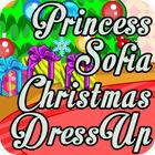 Princess Sofia Christmas Dressup jeu