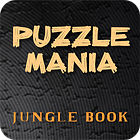 Puzzle Mania Jungle Book jeu