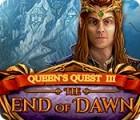 La Quête de la Reine 3: La Fin de l'Aube jeu