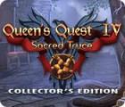 La Quête de la Reine 4: Trève Sacrée Édition Collector jeu
