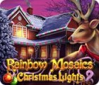 Rainbow Mosaics: Lumières de Noël 2 jeu