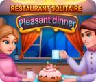 Restaurant Solitaire: Pleasant Dinner jeu