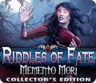 Riddles of Fate: Memento Mori Edition Collector jeu