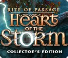 Rite of Passage: Heart of the Storm Collector's Edition jeu