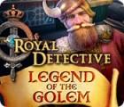 Royal Detective: La légende du Golem jeu
