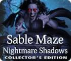 Sable Maze: Ombres et Cauchemars Édition Collector jeu