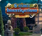 Secret Investigations: Themis jeu