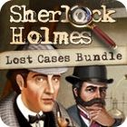 Sherlock Holmes Lost Cases Bundle jeu