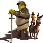 Shrek: Concentration jeu