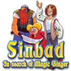 Sinbad: In search of Magic Ginger jeu