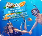 Solitaire Beach Season: A Vacation Time jeu