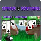 Spider Solitaire jeu