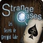 Strange Cases: Les Secrets de Grey Mist Lake jeu