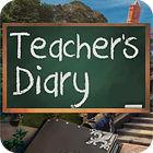 Teacher's Diary jeu