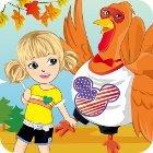 Thanksgiving Turkey Dress-Up jeu