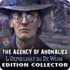 The Agency of Anomalies: L'Orphelinat du Dr Weiss Edition Collector jeu